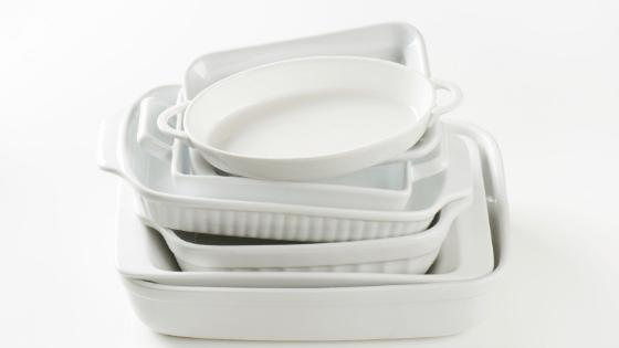 kitchen basics - baking dishes