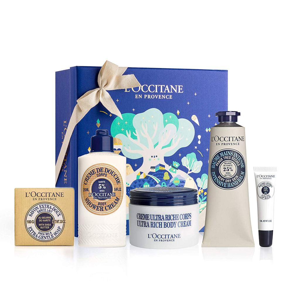 Christmas Gifts for Her: L'Occitane gift set