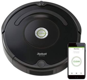 Christmas Gifts for Her: iRobot Roomba Vacuum