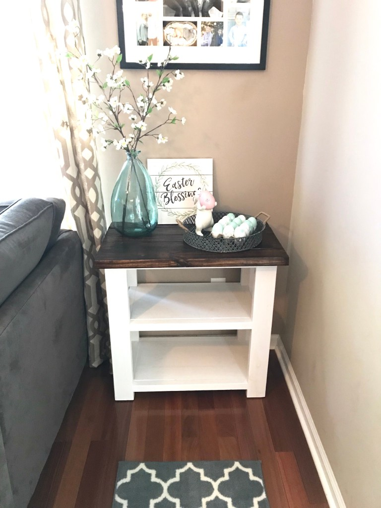 farmhouse decor nook