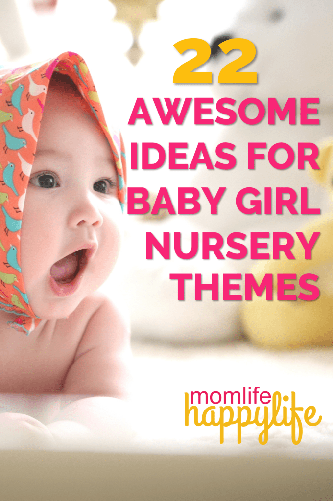 7c8ecd0b6cc7 22 Awesome Inspirations for Baby Girl Nursery Themes - MomLifeHappyLife