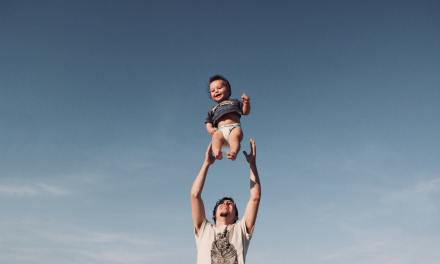 How To Help Dad Bond With Baby