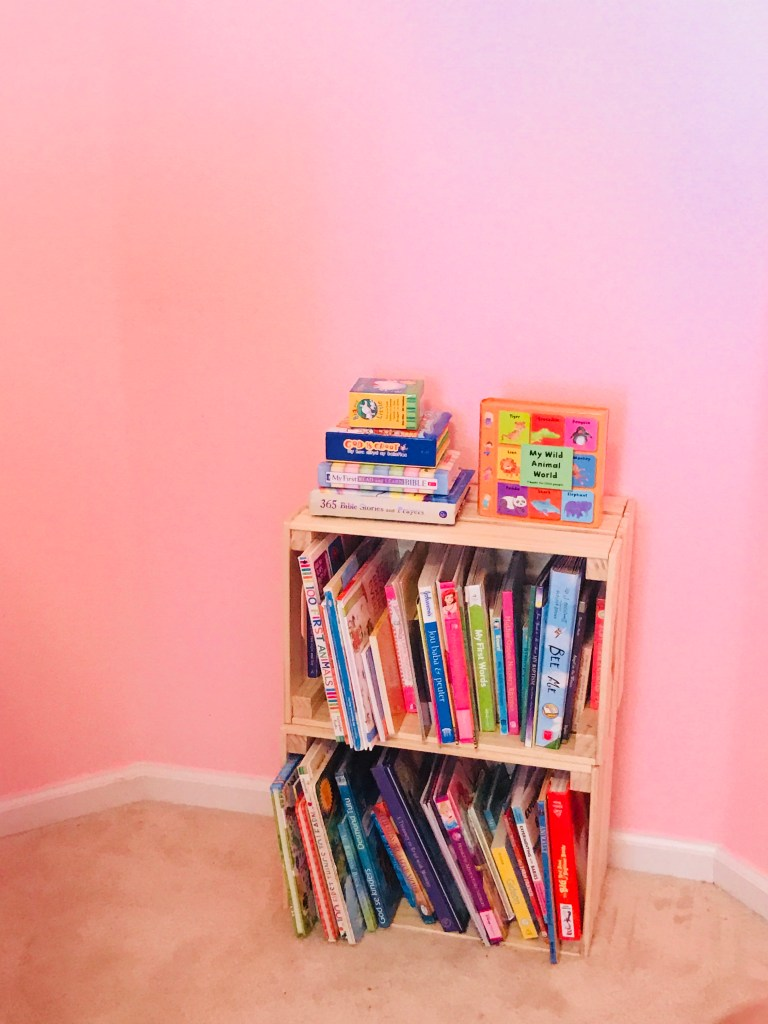 IKEA Playroom Hacks for Books