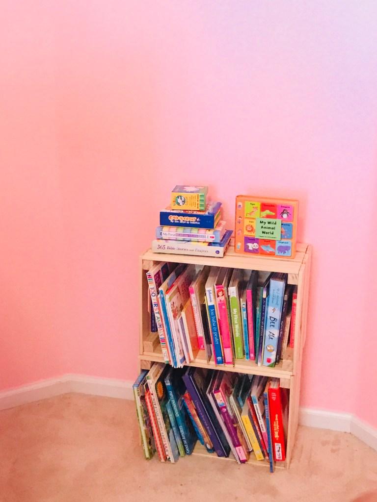 IKEA Playroom Hacks for Books