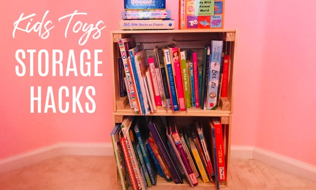 IKEA Toy Storage Hacks for Kids Playrooms