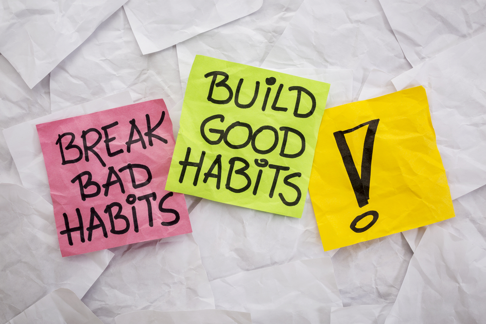 how to build wealth with good financial habits