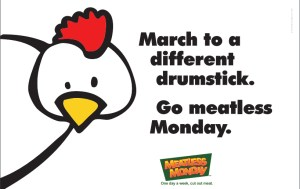 March to a different drumstick