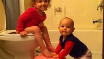 a6038d8ee TBT- Two DIFFERENT Potty Training Stories