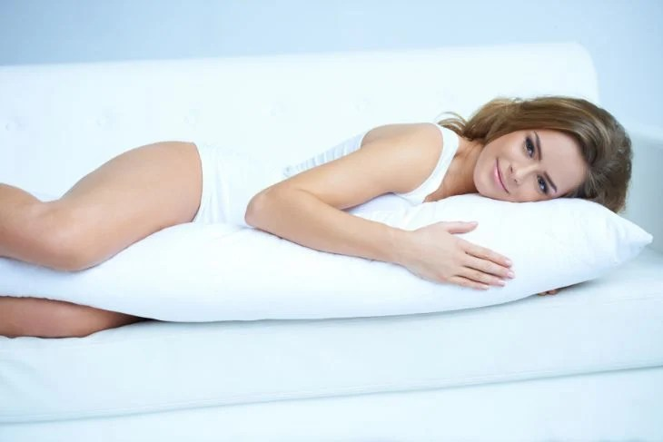 how to use a pregnancy pillow tips to