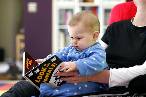 如何幫0-6歲寶寶選購童書? 1
