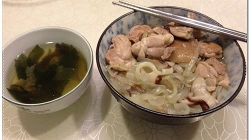 [P家廚房]簡單美味日式炒烏龍麵食譜 1