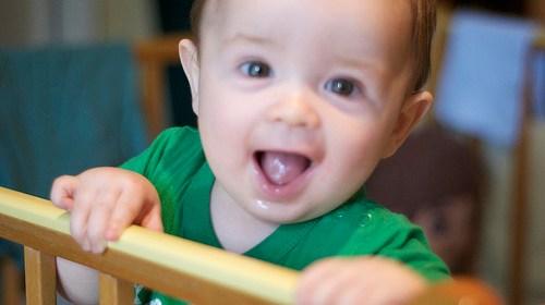 嬰兒口水疹怎麼辦?了解嬰兒流口水原因及如何處理 1