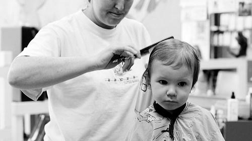 寶寶剃光頭好嗎?小心曬傷及細菌感染 1