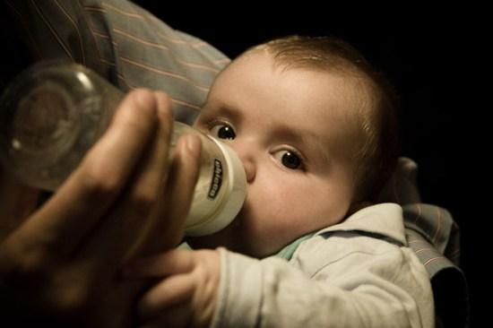 嬰兒奶量公式 簡易計算法