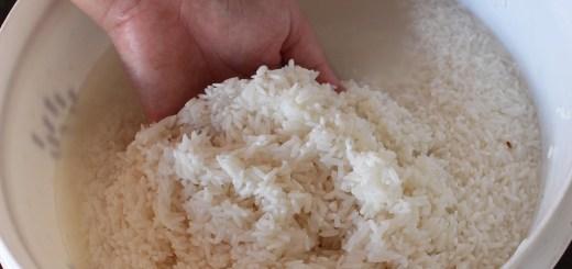 洗米水洗臉真的有效嗎
