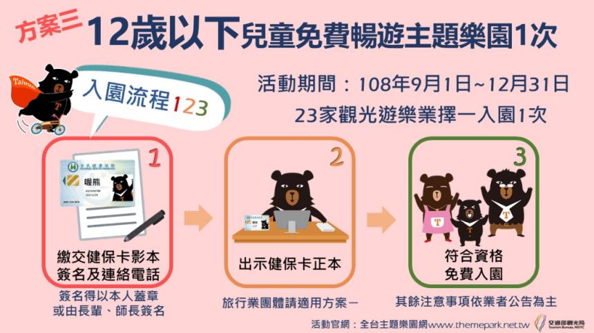 2019旅遊補助方案 擴大國旅秋冬遊 1