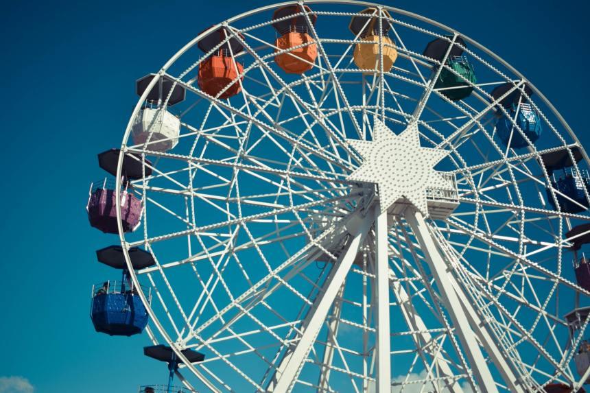 雙十連假遊樂園優惠一覽