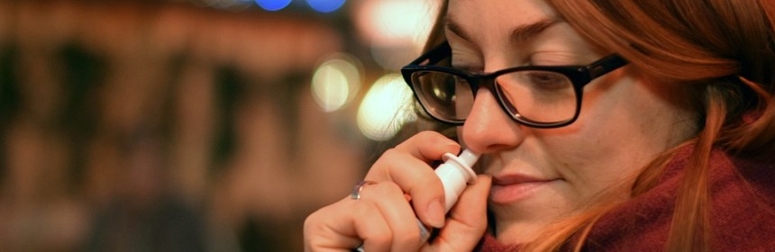 鼻噴劑長期使會是否會造成嗅覺喪失?