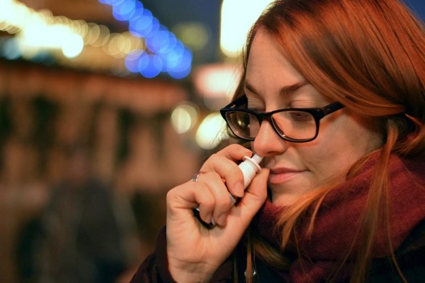 鼻噴劑長期使會是否會造成嗅覺喪失? 1