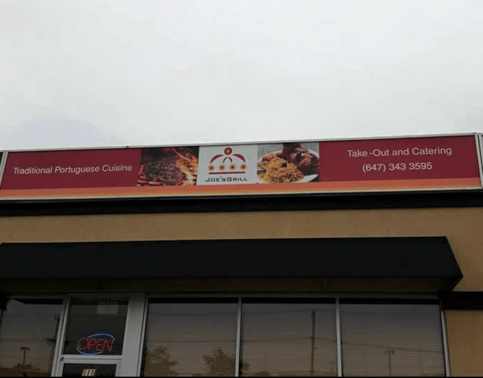 Joe's Grill #3