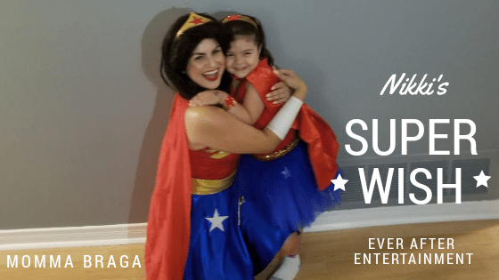 Tag Wonder Woman Birthday Party
