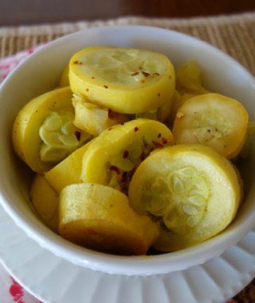 Yellow Squash Recipe