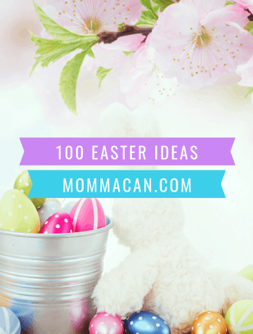 100 Easter Ideas, decoration, desserts, crafts and more.