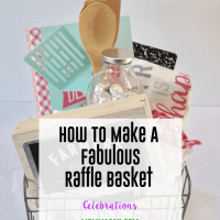 How to Make a Fabulous Raffle Basket