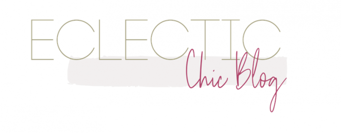 electic chic blog