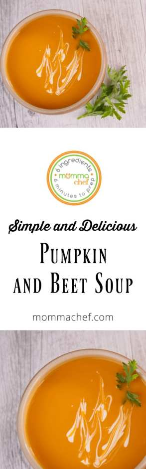 Quick and Easy Pumpkin Soup