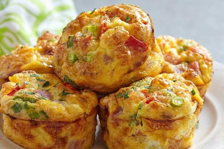 Delicious and Easy Breakfast Egg Muffins