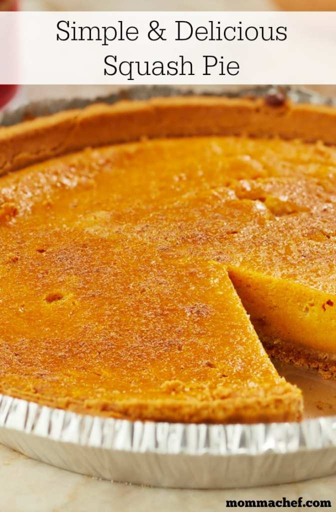 Quick and Easy Squash Pie Recipe That is So Delicious!