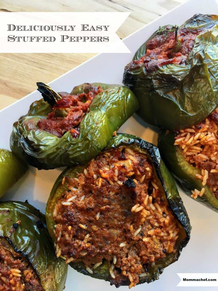 Quick and Easy: Delicious Stuffed Pepper Recipe