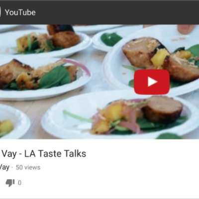 Video: Why I Love Cooking with Soy-Vey