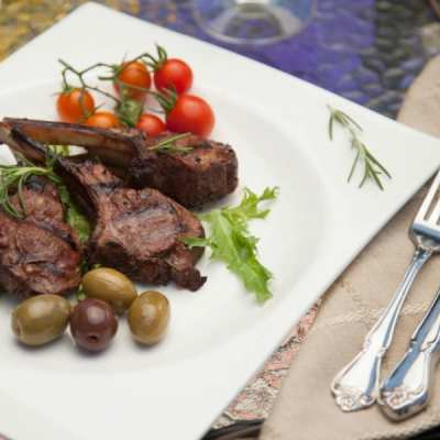 Best-Ever Grilled Lamb Chops