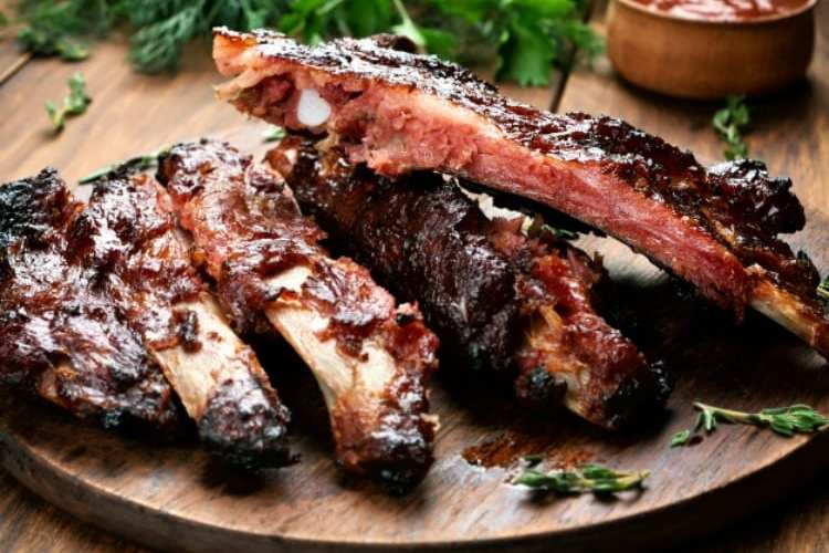 Finger Lickin' Good 3-Ingredient Beef Ribs