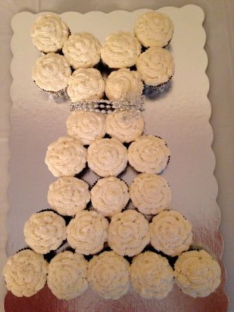weddingdresscupcakes