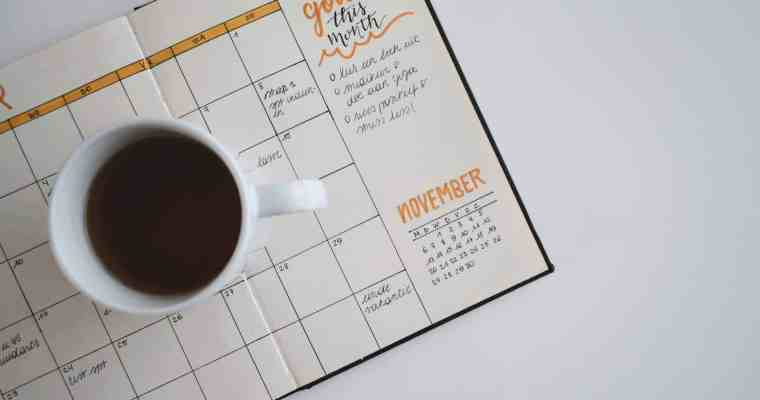 How to Organize Your Life with Google Calendar