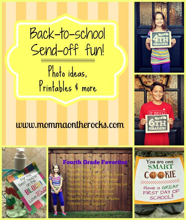 back-to-school ideas