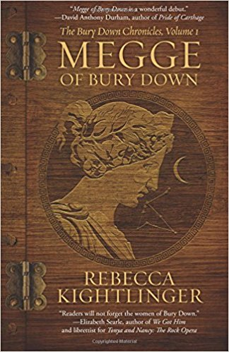 Book Review: Megge of Bury Down – Volume 1 of the Bury Down Chronicles