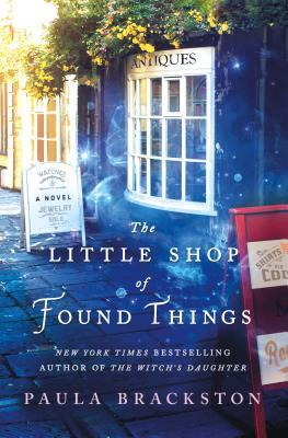 Book Review: The Little Shop of Found Things by Paula Brackston