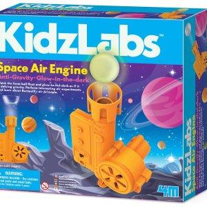 Science Kits מפוח אויר חללי - Mom & Me