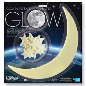 צעצועים ירח גדול וכוכבים - Mom & Me
