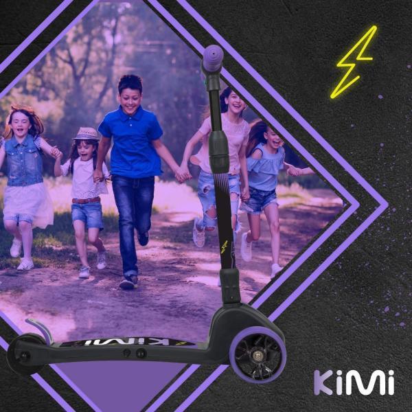 קורקינט לילדים KIMI - משלוח חינם - אחריות יבואן רשמי - Mom & Me