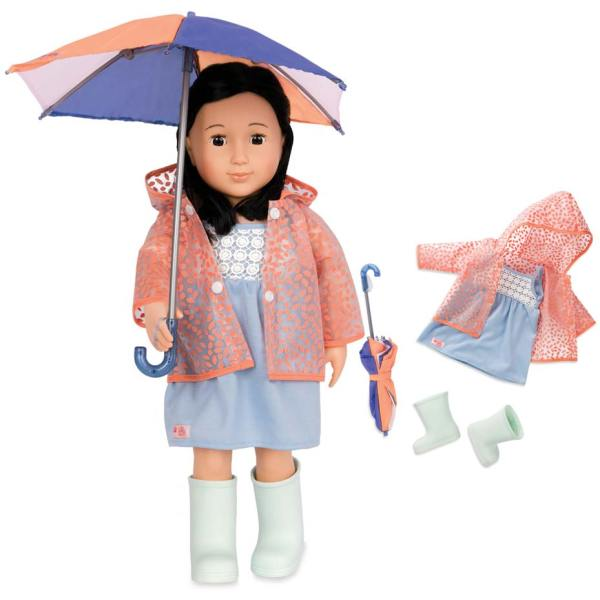 צעצועים חליפת גשם ומטריה - Mom & Me