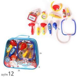 כלי עבודה, רופא, כבאי כלי רופא בתיק PVC - Mom & Me