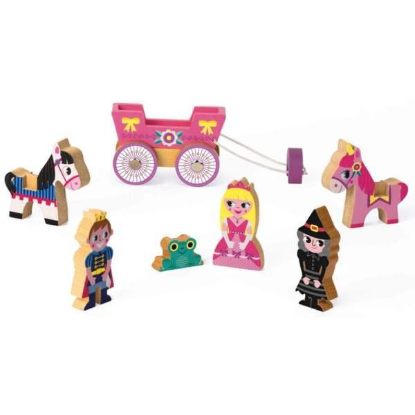 צעצועים מיני סטורי - נסיכות - Mom & Me