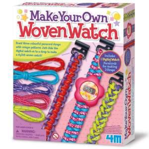 צעצועים ערכת אריגת שעון - Mom & Me