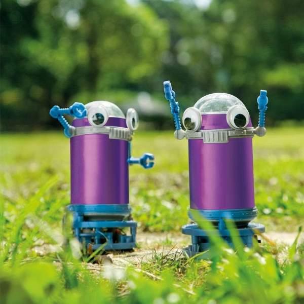 צעצועים רובוט גלאי קצה מפחית - Mom & Me