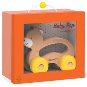 צעצועים צעצוע דוב על גלגלים - Mom & Me